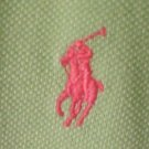 Lime Green Polo Ralph Lauren Golf Polo Shirt Size 3XLT 3XT Big Tall Mens Clothing 919051