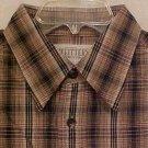 New Long Sleeve Button Down Shirt Size 2X 2XL Big Tall  Mens Clothing 811271