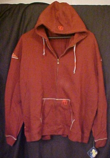 New Zip Up Big Daddy Clothing Company Sweat Shirt Jacket Hoodie Size 4X 4XL 4XB Big Tall Mens 920710