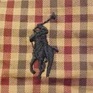 Plaid Ralph Lauren Button Down Shirt Long Sleeve 3XT 3XLT 3LT Big Tall Mens Clothing 921321