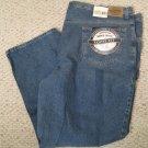 Stonewash Blue 5 Pocket Jean 36 X 36  Tall Roundtree & Yorke 922221