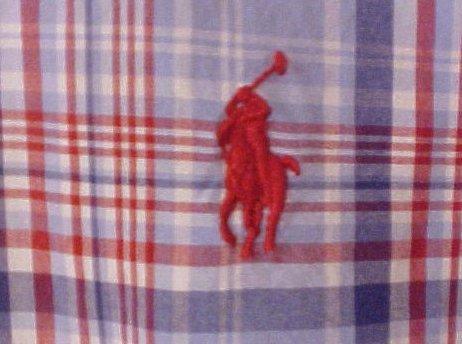 Big & Tall Ralph Lauren Short Sleeve Button Front Shirt 4XLT 4XT  922341