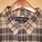 Big Mens Ralph Lauren Short Sleeve Button Front Shirt 4XL 4X 4XB  922321 3