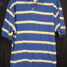 New Ralph Lauren Polo Golf Mesh Shirt S/S Size 2XL 2X Big Men's Clothing 922381