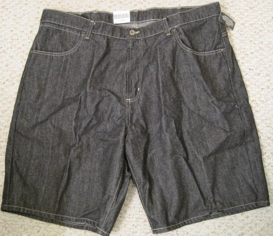 Ralph Lauren Polo Jeans Company Langley Denim Shorts 46 Big Tall Mens Clothing 922791