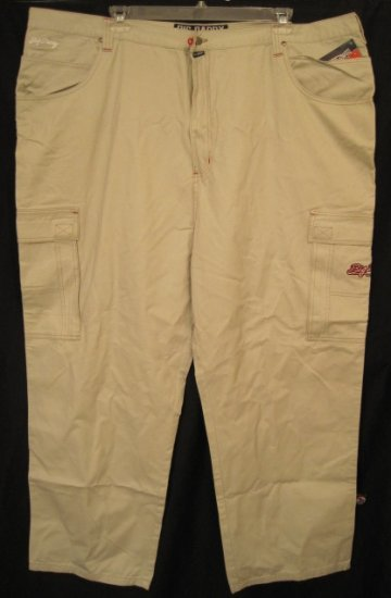 Big Daddy Freighter Cargo PANTS Jeans Size 52 X 30 Big Tall Mens Clothing 922821