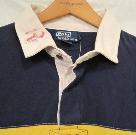 Rugby Polo By Ralph Lauren Polo Shirt S/S Size 2XL 2X 2XB Big Men's Clothing 923051