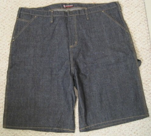 New Ralph Lauren Polo Jeans Carpenter Shorts Size 46 Big Tall Mens Clothing 924241