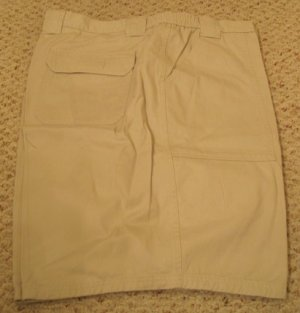 NEW Putty Flat Front Shorts Size 54 Big Tall Mens Clothing 924371 3