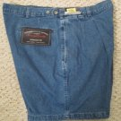 NEW Blue Denim Shorts Size 38 40 Mens Clothing 924401