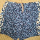 New Blue Board SwimSuit Shorts Size 48 Big Tall Mens Clothing 925051