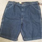 New Polo Jeans Denim SHORTS Carpenter Size 50 Big Mens Clothing 926391