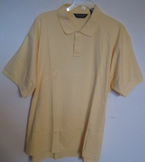 New Golden Haze Polo Golf Shirt S/S Size 4XT 4XLT Big Tall Mens Clothing 925391