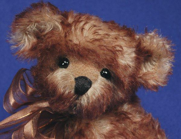 "Ringo - 11"" Teddy Bear Pattern"