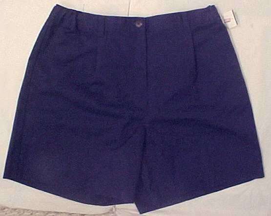 New Navy School Uniform Shorts Girls Plus Size 18.5 Plus Size Girls 400041-2
