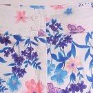 New Bill Blass Stretch Butterflies Capri Pants 20W 20 Plus Size Women Clothing 400231