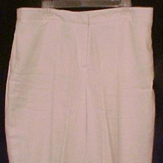NEW Jones New York Linen Pants Size 14W 14 Plus Size Women Clothing 200931