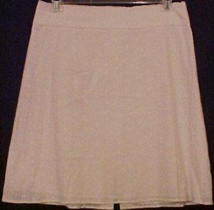 NEW Sigrid Olsen Eyelet White Skirt Size 14 Retail $110 Fashions For Her 201421