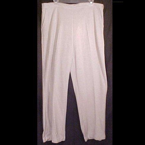 New Ralph Lauren Gray Pants $105 Plus Size 2X 18W 20W Plus Size Women Clothing 400111 4