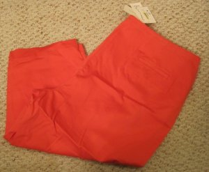 New Size 24W Capri Pants Plus Size Women's Clothing 202231