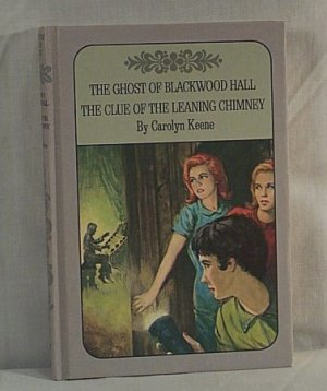 Nancy Drew Twin Thriller Ghost of the Blackwood Hall & Clue of the Leaning Chimney
