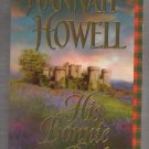 His Bonnie Bride by Hannah Howell - historical Scottish Romance  s1564