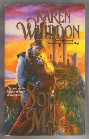 Soul Magic by Karen Whiddon The Magic Series, Book 3  pb s1628