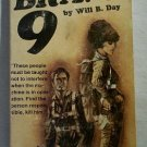BRAVO 9 A Spy Thriller  by Will B. Day Flagship pb Presumed First Edition  s0180