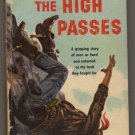 The High Passes by John Reese Dell 882 George Gross cover art pb s0686