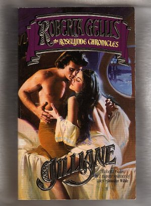 Gilliane  The Roselynde Chronicles, Book Four  by Roberta Gellis s1794