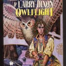 Owlflight - Valdemar: Darian's Tale, Book 1  Mercedes Lackey, Larry Dixon  pb s1820