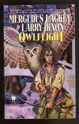 Owlflight - Valdemar: Darian's Tale, Book 1  Mercedes Lackey, Larry Dixon  pb s1820