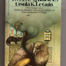 The Wind's Twelve Quarters - Ursula K. Le Guin - 17 Short Stories  First paperback Edition pb s1826