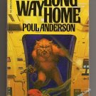 The Long Way Home  Poul Anderson - Third Edition - Michael Whelan cover  s1831