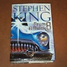 From A Buick 8 by Stephen King with enclosed poster HCDJ   h0723