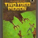 The Mystery of the Two-Toed Pigeon The Three Investigators, 37   s1954