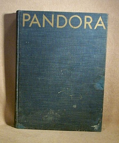 University of Georgia 1947, 1949, 1950 PANDORA Yearbook Georgia Bulldogs