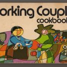 Working Couple's Cookbook by Peggy Treadwell paperback s1441