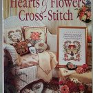 Hearts & Flowers Cross-Stitch by Better Homes and Gardens h1265