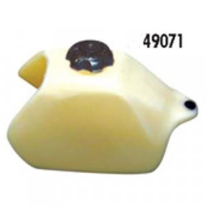 Honda TRX 70 1986-87 Replacement Fuel Gas Tank - FT49071
