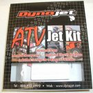 Kawasaki KFX700 2003-09 DynoJet ATV Jet Kit Stage 1 - Q214