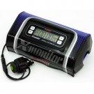 DRC MX X-Monitor Lap & Interval Timer Fat Bar - Blue - D60-01-003