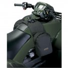 ATV Quad Gas Tank Gear & Accessory Storage Bag - Black - 77707