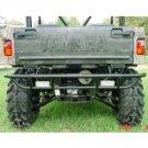 2007 Yamaha Rhino 450 Tube Style Rear Bumper by Trail Armor TA004RBMP-0014