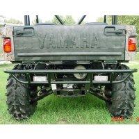 2008 Yamaha Rhino 700 Tube Style Rear Bumper by Trail Armor TA004RBMP-0017