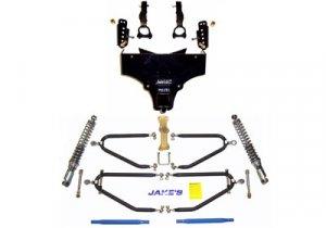 "Yamaha G2 G9 Golf Cart Jakes 4-8"" Long Travel Lift Kit"