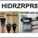 2008-12 Polaris RZR 35W HID Headlight Conversion Kit
