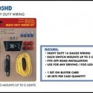 Heavy Duty Wiring Kits for 2 lights 3205HD