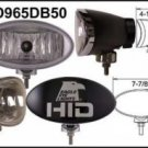 "Eagle Eye Black 8"" HID Oval Driving 50W Light"