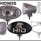 """Eagle Eye  8"""" Silver Oval HID 35W Spot Light"""